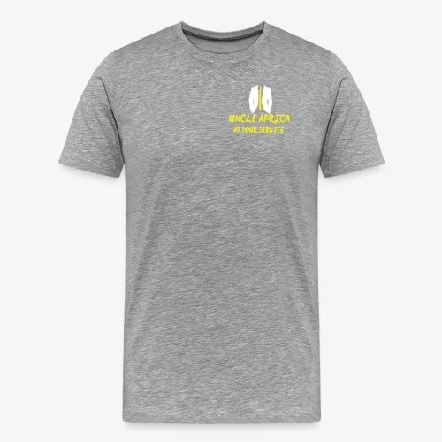 Uncle Africa Merch - Men's Premium T-Shirt