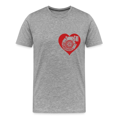turboheart - Men's Premium T-Shirt