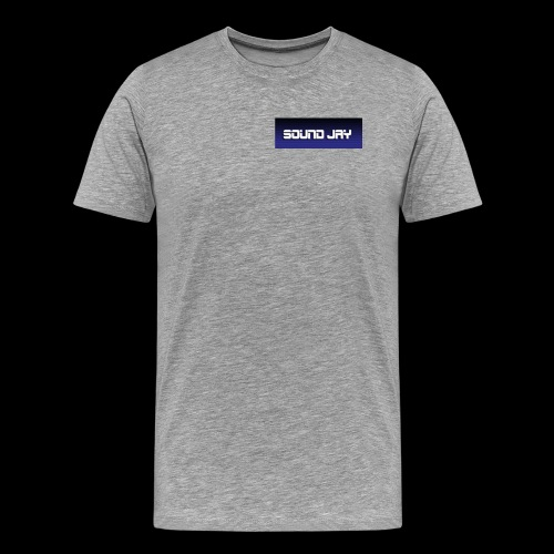sound jay merch - Men's Premium T-Shirt
