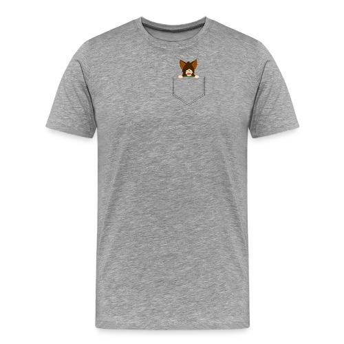 Chibi in your pocket - Men's Premium T-Shirt