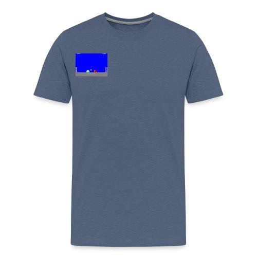 slime soccer jpg - Men's Premium T-Shirt