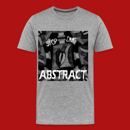 abstract cover - Men's Premium T-Shirt