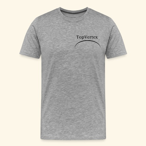 TopVertex - Men's Premium T-Shirt