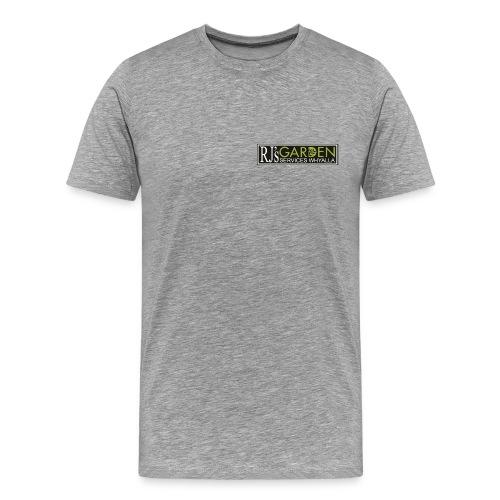 WHYALLA GARDENING - Men's Premium T-Shirt