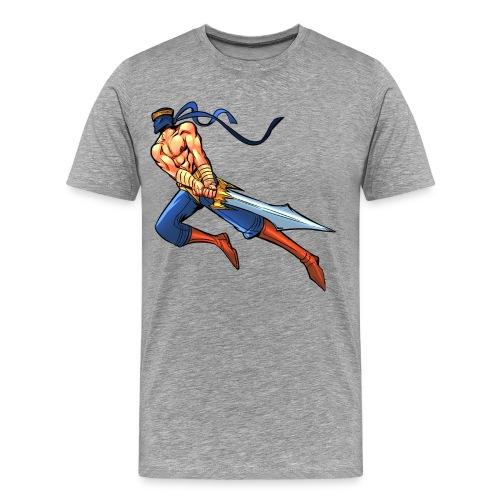THAMRO JUMP - Men's Premium T-Shirt