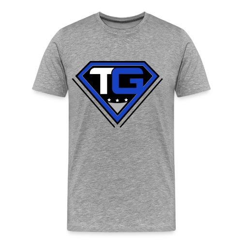 troylogo zps1405fec3 PNG - Men's Premium T-Shirt