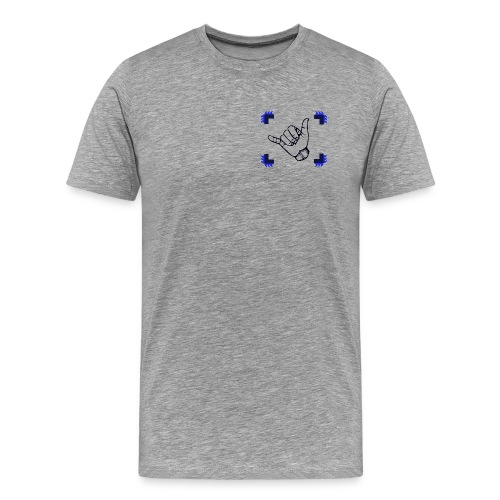 Surfs Up - Men's Premium T-Shirt