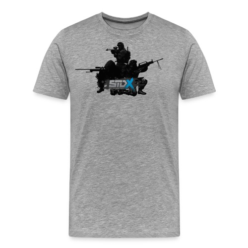 STDx Trio Womens Premium T-Shirt - Men's Premium T-Shirt