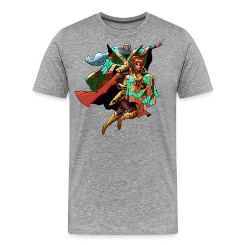 THAMRO MUSH Tee - Men's Premium T-Shirt