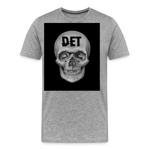DET Skeleton - Men's Premium T-Shirt