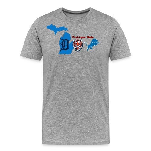 Michigan Made - Men's Premium T-Shirt