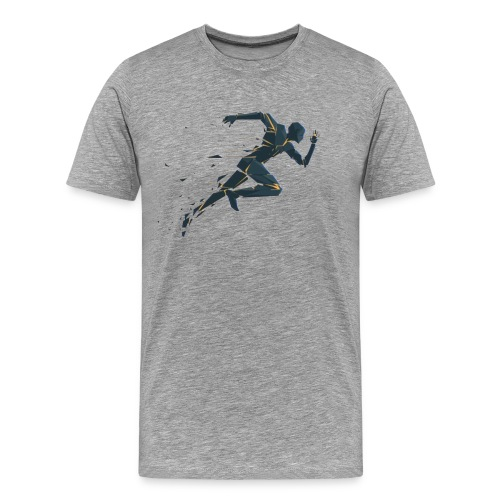 Shatter - Men's Premium T-Shirt