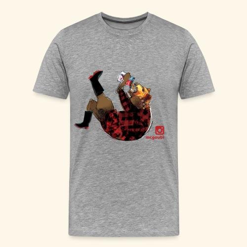 iglou iglou ! - Men's Premium T-Shirt