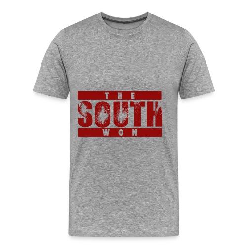 The South Won - Men's Premium T-Shirt