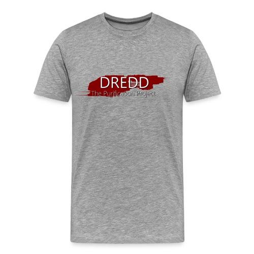 DREDD BACK - Men's Premium T-Shirt