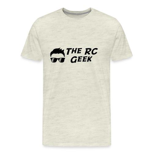 TRCG Logo-2 black - Men's Premium T-Shirt