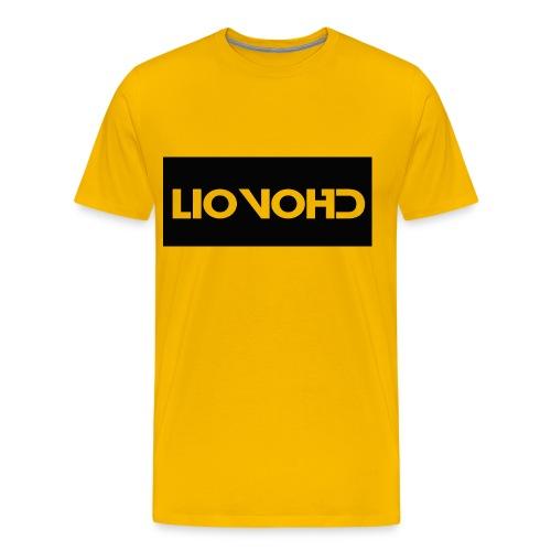 LiovoHD White - Men's Premium T-Shirt