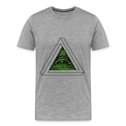 Impossible Illuminati - Men's Premium T-Shirt