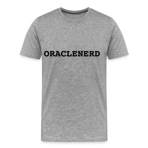 ORACLENERD - Men's Premium T-Shirt