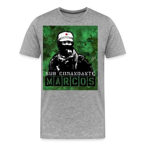 subcommandante marcos - Men's Premium T-Shirt