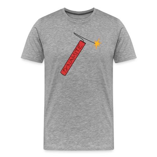 Tynamite 2018 Logo - Men's Premium T-Shirt