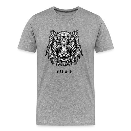 Stay Wild - Men's Premium T-Shirt