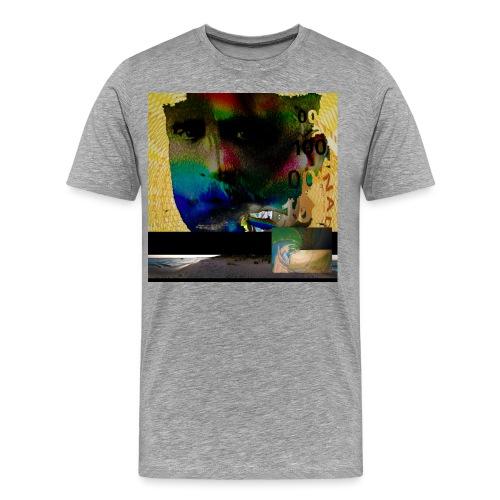 f png - Men's Premium T-Shirt