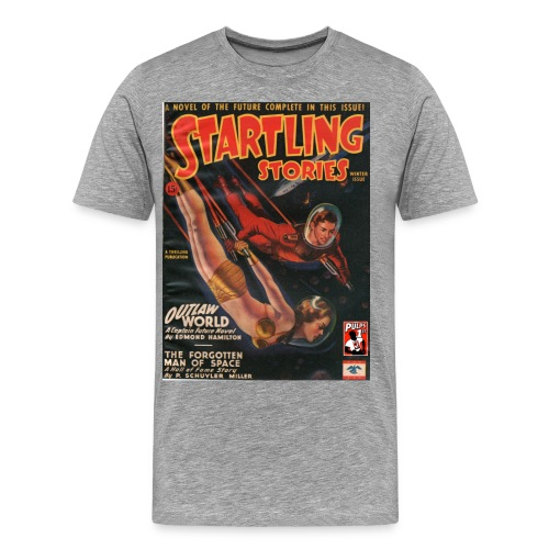 startlingstoriescapfuture194612spr600dpc - Men's Premium T-Shirt