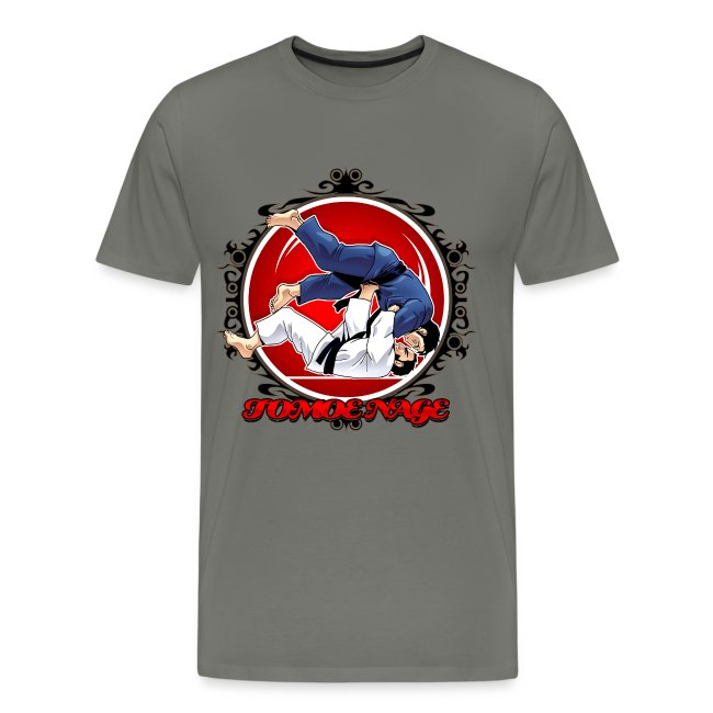 Judo Throw Tomoe Nage