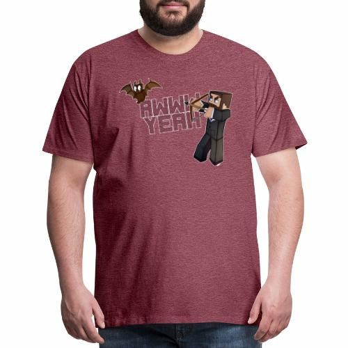 9jdc Hz3 png - Men's Premium T-Shirt