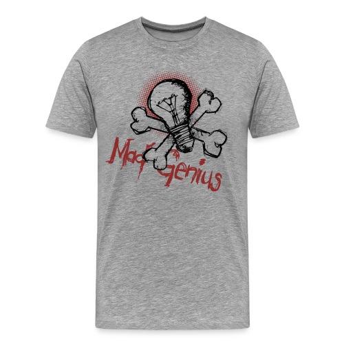 Mad Genius - On Light - Men's Premium T-Shirt