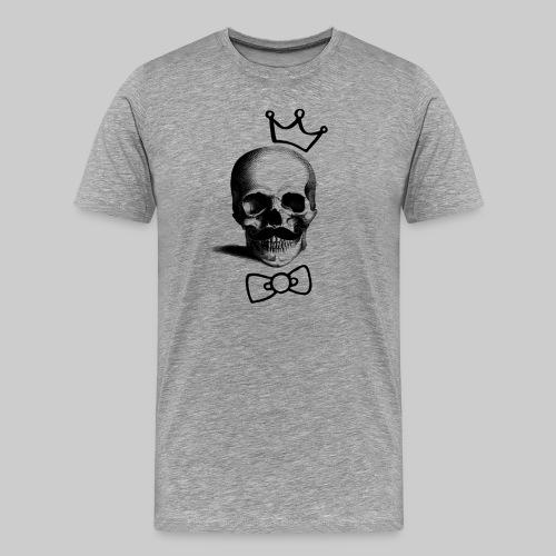 skull icons - Men's Premium T-Shirt