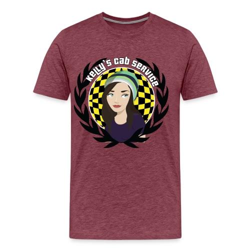 kellyscabservice 5 - Men's Premium T-Shirt