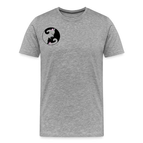 The Ying to my Yang - Men's Premium T-Shirt