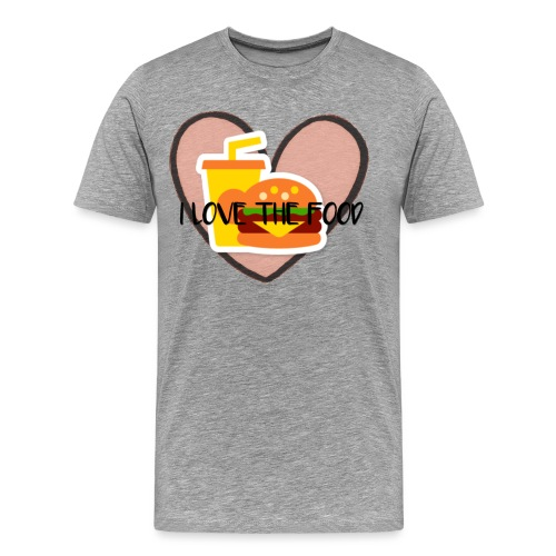 Food - Men's Premium T-Shirt