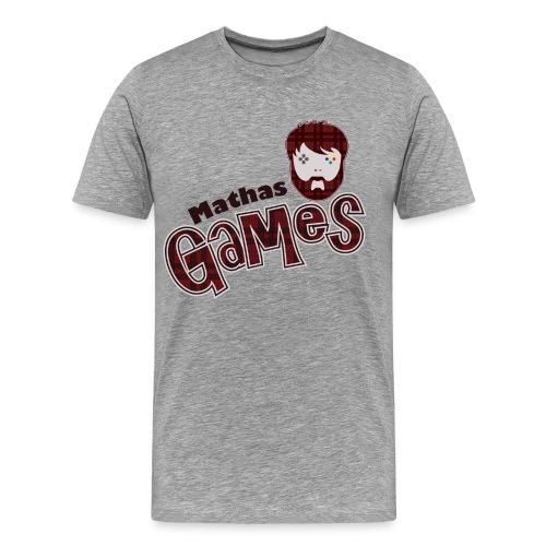 TShirt variant1 png - Men's Premium T-Shirt