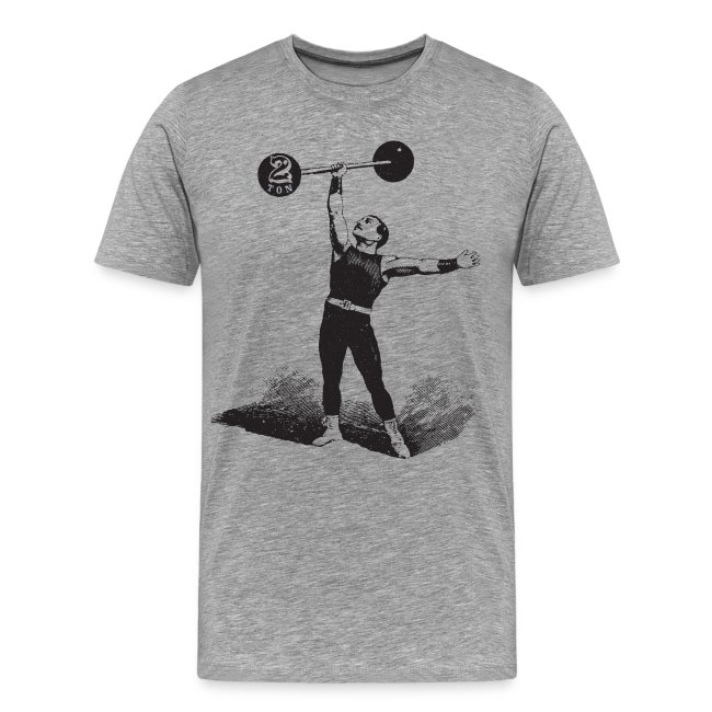 Women's 2Ton Sideshow Strongman Shirt