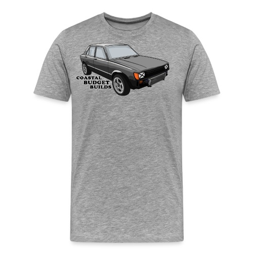 1981 Tercel Turbo C B B - Men's Premium T-Shirt