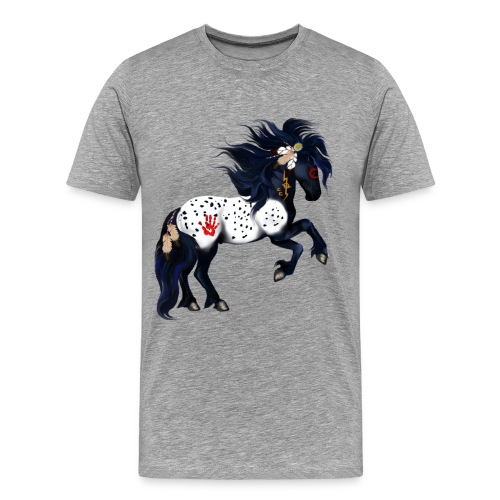 Appaloosa War Pony - Men's Premium T-Shirt
