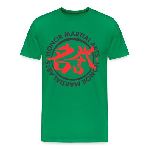 Honor Martial Arts - Men's Premium T-Shirt