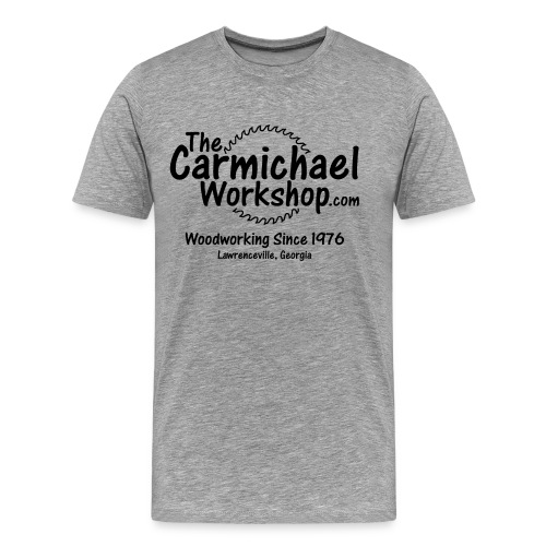 The Carmichael Workshop - Men's Premium T-Shirt