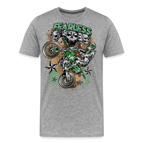 Fearless MX Kawasaki - Men's Premium T-Shirt