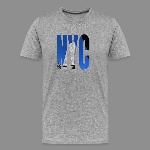 NYC - Men's Premium T-Shirt