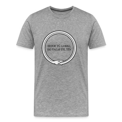 Jormungandr - Men's Premium T-Shirt