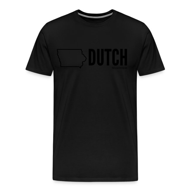 Iowa Dutch (black)