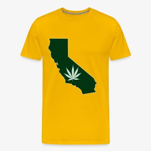 weed - Men's Premium T-Shirt