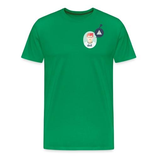 the Adam - Men's Premium T-Shirt