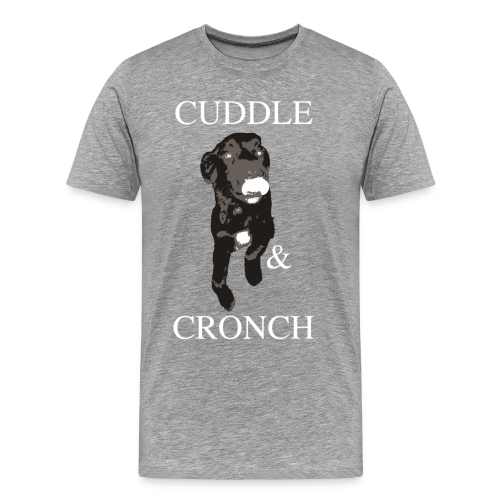 Cuddle & Cronch - Men's Premium T-Shirt