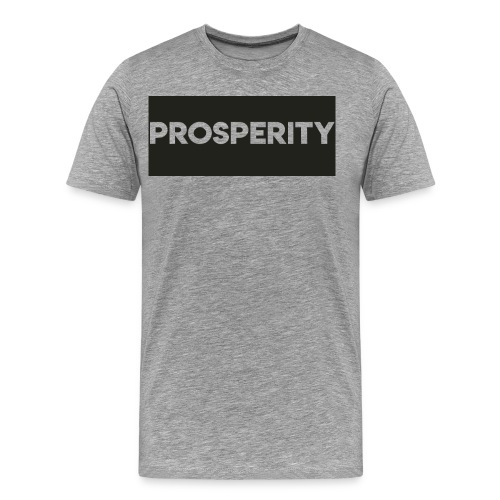 Prosperity shirt logo - Men's Premium T-Shirt