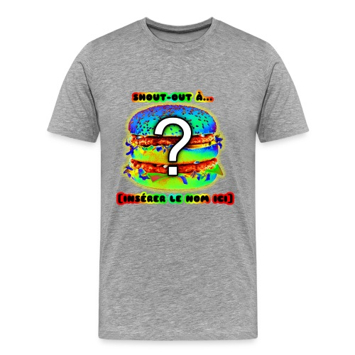 The Flashy - Men's Premium T-Shirt